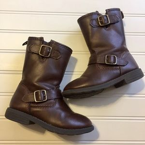 🎉HP🎉 Carters Boots with Buckle